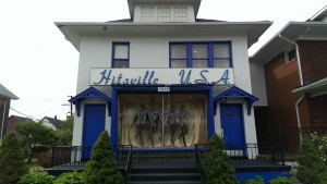 Yes, while on break, I just had to visit the Motown Museum. It was an amazing story !